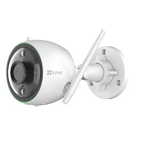 Camera IP Wifi Ngoài Trời Ezviz C3N Full HD 1080p Có Màu Ban Đêm Tặng Phíc Cắm Âm - Hàng Chính Hãng