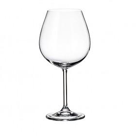 Bộ 6 Ly Rượu Vang Crystalite Bohemia Colibri 650ml