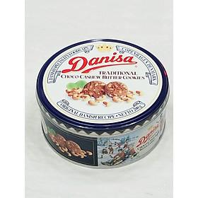 Bánh Quy Bơ Danisa Choco Hạt Điều