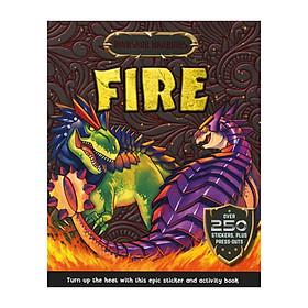 Dinosaur Warriors: Fire