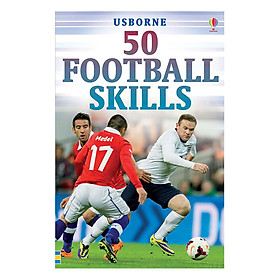 Usborne Football: 50 Football Skills