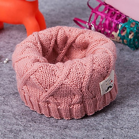 Baby's woolen neck for boys and girls in autumn and winter