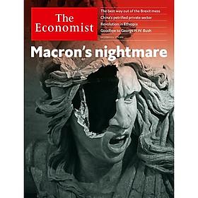 [Download sách] The Economist: Macron's Nighmare - 49