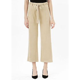 Quần Faux Suede Culottes The Cosmo (Beige)