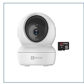 Camera Wifi thông minh EZVIZ C6N 1080P (CS-C6N-A0-1C2WFR) - TẶNG KÈM THẺ 32GB - HÀNG CHÍNH HÃNG