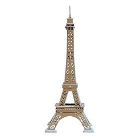 Big World Xếp Hình 3D_Tháp Eiffel