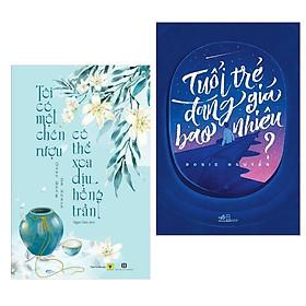 Combo 2 cuốn sách hay : Tuổi Trẻ Đáng Giá Bao Nhiêu +  Tôi Có Một Chén Rượu , Có Thể Xoa Dịu Hồng Trần ( Tặng kèm Postcard Happy Life)
