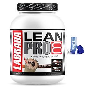 Sữa Tăng Cơ Lean Pro 8 của Labrada + Tặng kèm Bình lắc (Màu ngẫu nhiên) 600ml