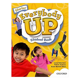 Everybody Up Starter Student's Book