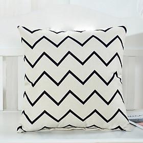 Gối ôm Gối Tựa Lưng Sofa Vải bố Size 45x45cm ( vỏ gối ) - nhiều mẫu