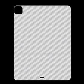 Miếng Dán Mặt Lưng Carbon Dành Cho iPad Pro 12.9 (2020)