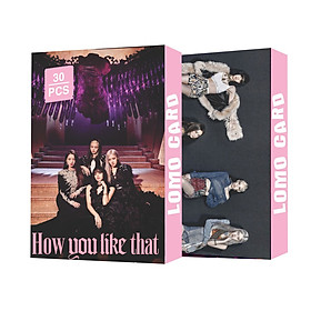 Lomo card Blackpink How you like that