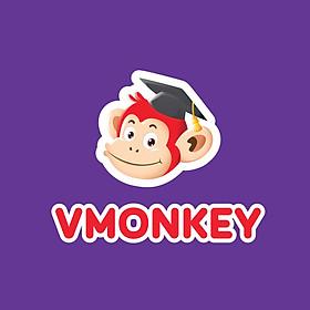 Ứng Dụng VMonkey - Học Tiếng Việt Theo Chương Trình GDPT Mới Cho Trẻ Mầm Non & Tiểu Học - Gói Trọn Đời