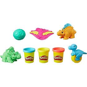Bộ đồ chơi đất nặn công viên khủng long kỳ thú Play-Doh E1953