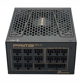 Nguồn Seasonic Prime 1300W 1300GD – 80 Plus Gold - Hàng chính hãng