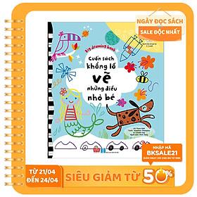 Big Drawing Book -Cuốn Sách Khổng Lồ Vẽ Những Điều Nhỏ Bé