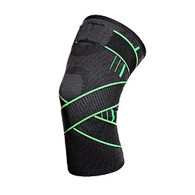 Knee Support Professional Protectives Sports Knee Pad Outdoor Running Knee Pads Orange XL