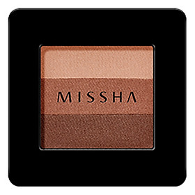 Bảng Phấn Mắt 3 Màu Missha The Style Triple Perfection Shadow