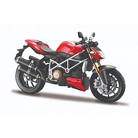 Mô hình MAISTO xe mô tô 1:12 dòng Ducati Mod. Streetfighters 11024/MT31101