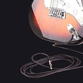 Dây Jack Đàn Guitar 3m