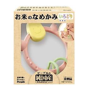 Gặm Nướu Bằng Gạo Nhật Bản Mochi Teething Ring - PEOPLE KM010