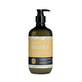 Dầu gội HACHI VIETNAM Goldenretreat 500g (Shampoo) - vàng