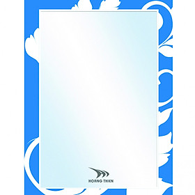 Gương sơn màu hoa văn Hoàng Thiện HT 8802