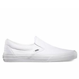 Giày Vans Classic Slip-On All White - VN000EYEW00