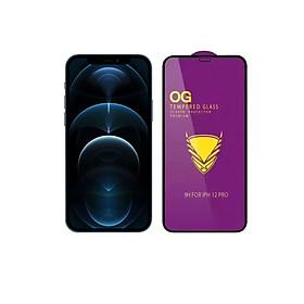 Kính cường lực cho iPhone 12 Mini / iPhone 12  / iPhone 12 Pro / iPhone 12 Pro Max OG 9H Full Màn