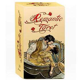 Bộ Bài Bói Romantic Tarot New Đẹp
