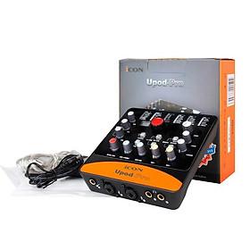Sound Card dành cho Micro thu âm Upod Pro GTS  cao cấp hàng nhập khẩu