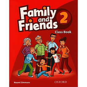 Family and Friends 2 Class Book (British English Edition)