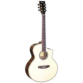 Đàn Guitar Acoustic X100EQ Chất Lượng Tốt -Tích Hợp Sẵn EQ Biểu Diễn