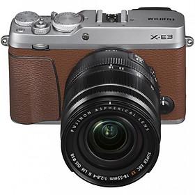 Máy ảnh Fujifilm X-E3 + Lens XF 18-55mm - Hàng Chính Hãng