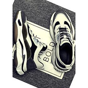 Giày Sneaker, giày thể thao big size cỡ lớn cho nam cao to làm bằng chất liệu co giãn thoáng khí - SK073