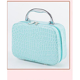 Túi - Hộp Da Đựng Phụ Kiện Mỹ Phẩm, Đồ Trang Điểm , Kiểu Dáng Hàn Quốc