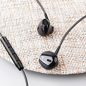 Tai nghe in Ear Baseus Encok H06TE Lateral (Wired Earphone with Mic Stereo Headset Earbuds Earpiece) - Hàng chính hãng