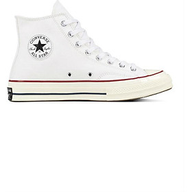 Giày Sneaker Unisex Converse Chuck Taylor All Star 1970s All White Hi 2018