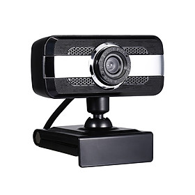 1080P 2MP High-Definition Webcam 30fps Web Camera Noise-reduction Microphone HD Laptop Computer Camera USB Plug & Play