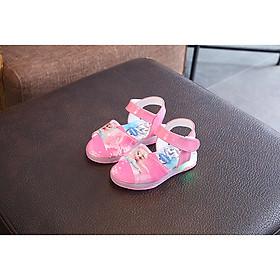 Giày sandal Elsa bé gái