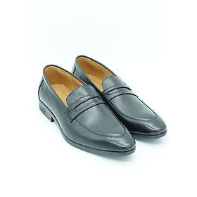 Giày da nam Pierre Cardin PCMFWLE705BLK