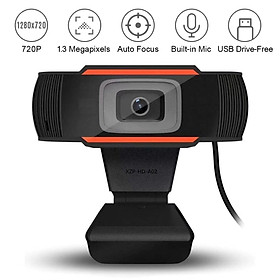 Video Conference Camera 1080P HD Webcam Computer Camera with Noise Reduction Microphone USB Plug & Play for Video