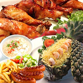 Buffet Brazil Trưa / Tối Trên 40 Món Tại Nhà Hàng Bi Sài Gòn