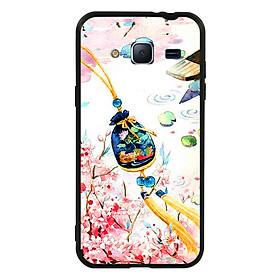 Hình đại diện sản phẩm Ốp lưng viền TPU cho điện thoại Samsung Galaxy J3 2016 - Diên Hi Công Lược 03