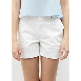 Quần Shorts Nữ Phối Dây Kéo The Cosmo Shorts With Zip