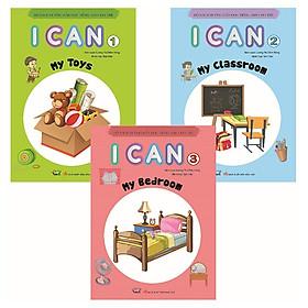 Bộ Sách Hướng Dẫn Học Tiếng Anh Cho Trẻ (Lv.1-3) (Bộ 3 Cuốn)