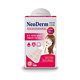 Miếng Dán Mụn Neoderm Ultra Thin 16 (hộp 1 size - 16 miếng)