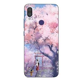 Hình ảnh Ốp điện thoại dành cho máy Xiaomi Redmi Note 6 - 2 mẹ con MS ACIKI004