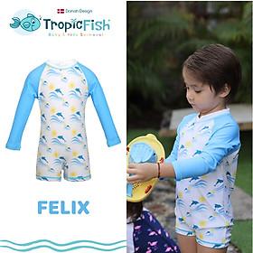 Đồ bơi chống nắng cao cấp cho bé trai Felix TropicFish - TropicFish Baby Swimwear Felix