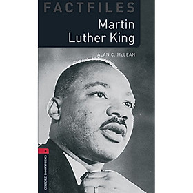 Oxford Bookworms Library (3 Ed.) 3: Martin Luther King Factfile MP3 Pack